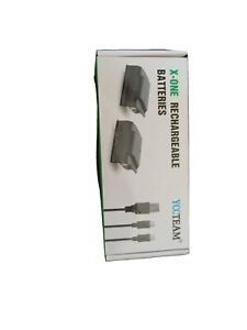 Xbox one rechargeable battery 2 pack