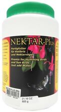 Nekton NEKTAR-PLUS Powdered Feed for Hummingbirds (600 grams)