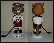 Goldy Mascot Bobblehead University Minnesota Gophers Hockey Ultra Rare