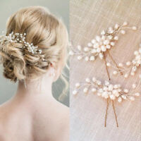 Fashion Women Bridal Wedding Hairpin Headdress Party Hair Clip Hair Accessories