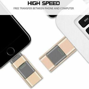 1TB USB iFlash Drive For iPhone iPad ios External Storage Drive Memory Stick Lot