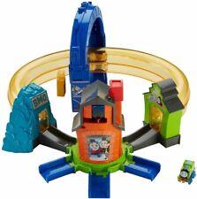 Thomas & Friends Minis Boost 'n Blast Train Track Stunt Set
