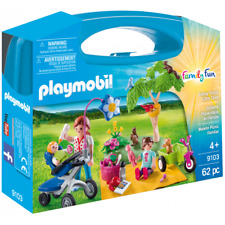 PLAYMOBIL ® 9103 MALETÍN GRANDE PICNIC FAMILIAR