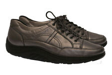 ♥NEU~WALDLÄUFER~Damen Schuhe~Gr.8 H/ca.42~Rollsohlen-Sneaker~WECHSELFUßBETT~NEU♥