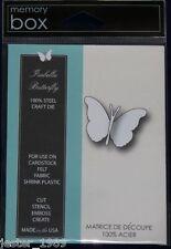 MEMORY Box Die-ISABELLA Farfalla - 98507-GRATIS UK P & P