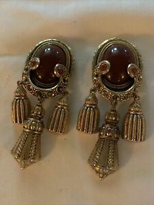 Zoe Coste vintage earrings
