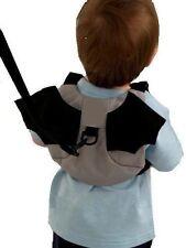Kids Safety Harness Reins Toddler Back pack Walker Buddy Strap Walker Baby Bag #