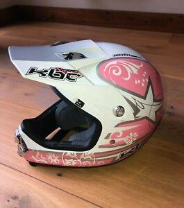 KBC XS pink Helmet