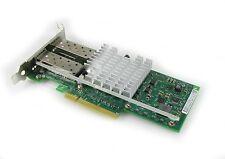 Dell X520-DA2 Dual Port DP 10Gbe Ethernet Network Adapter 10Gb SFP LP Low Profil