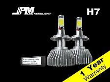 H7 LED Low Beam Light Bulb 6500K White High Power Suzuki for 06-13 Grand Vitara