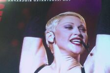 MADONNA/ MUSIC/ THE ILLUSTRATED BIOGRAPHY/ MORE THAN 200 PHOTOS