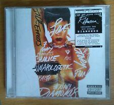 RIHANNA Unapologetic cd with bonus DVD excellent condition