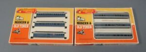 Roundhouse HO Harriman Passenger Car Series & 50' Pullman Cars [2] EX/Box