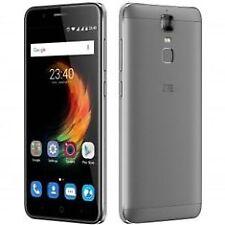 Teléfonos móviles libres ZTE plata de ocho núcleos