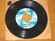 "60's ROCK 45 RPM - MARIANNE FAITHFUL - LONDON 9759 - ""MORNING SUN/THIS...BIRD"""