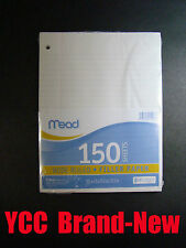 Mead Notebook Filler Paper  -150 sheets - wide ruled - 10.5 x 8in #15103