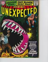 TALES of the UNEXPECTED - DC Comics #100 May 1967 – VERY GOOD*