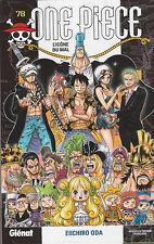 ONE PIECE tome 78 Oda manga Shonen