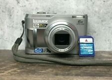 Panasonic LUMIX DMC-LZ2 5.0MP Digital Camera *With memory card, tested*