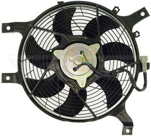 Dorman 620-426 A/C Condenser Fan Assembly For 01-14 Nissan Frontier NP300 Xterra