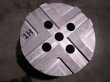 "Round Machinable Chuck Jaws HC12-41 Performance Jaws  5-1/2"" x 3"""