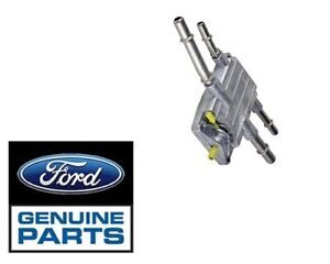 Ford OEM 6.4L Powerstroke Diesel HFCM Manifold with Water in Fuel Sensor (3689)