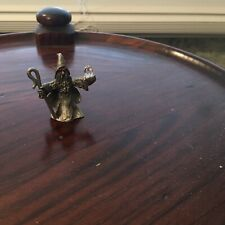 Spoontiques Pewter Wizard with Jewel and Staff - Cmr537