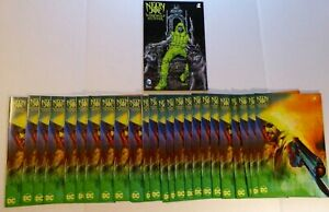 Neon Joe Werewolf Hunter Lot of 25 Issues 1 and 2(24 Copies) VF+/VF/NM DC Comics