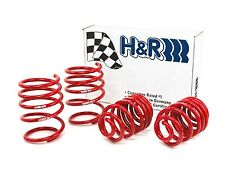 """H&R Race Lowering Springs For BMW 99-05 E46 w Factory Sport Suspension 1.1""""/0.9"""""""