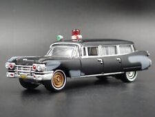 GHOSTBUSTERS 1959 59 CADILLAC AMBULANCE PRE ECTO 1:64 SCALE DIECAST MODEL CAR