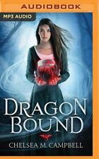 Dragonbound by Chelsea M. Campbell (2016, MP3 CD, Unabridged)
