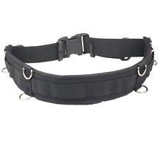 8 Buckle Hanger Camera Waist Belt Strap Mount Lens Case Pouch Bag Tripod Holder