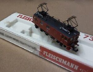 Fleischmann Piccolo 7368 N Scale Electric Locomotive