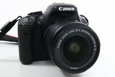 Canon EOS 600D 18-55mm IS II Kit, top Zustand