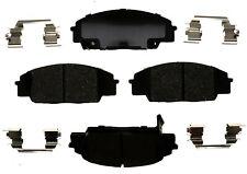 Disc Brake Pad Set-Ceramic Disc Brake Pad Front ACDelco Advantage 14D829CH