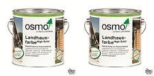 Osmo Landhausfarbe HS 2203 Fichtengelb 2 5l