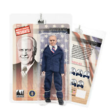 US Presidents 8 Inch Action Figures Series: Gerald Ford Solid Blue Suit