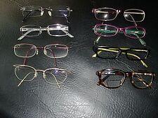 Nicole Miller Gold Eyeglass Frames Ebay