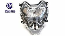 Mutazu Premium Quality Headlight assembly for 2002-2009 HONDA SILVERWING FSC600