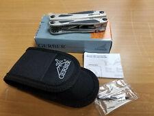 New In Box GERBER Multi-Plier 800 Legend w/ Sheath 08239 Hand Tool Camping etc