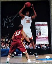 Kevin Durant Signed 11x14 Texas Photo - JSA Authenticated