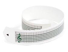 5er Set Papierstreifen für Musik Box Kit Spieluhr Musik selbst komponieren