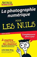 Custom Digital Photography For Dummies: French Translation