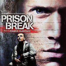 Prison Break [Original Television Soundtrack] by Ramin Djawadi (CD, Aug-2007, Va