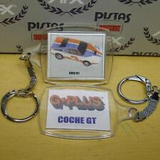 Aurora AFX G+ BMW M1 Slot Car Key Chain 1980s
