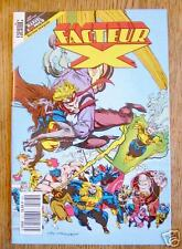 FACTEUR X n° 23 - Marvel Semic - 1993 version intégrale