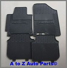 NEW 2013-2014 Hyundai Elantra 2 DOOR COUPE ALL WEATHER Floor Mats, OEM Hyundai