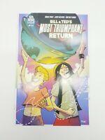 Bill & Ted's Most Triumphant Return #1 Guillory Variant Boom! Studios Comic Book