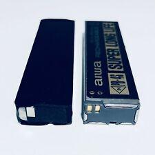 aiwa HS Walkman PB-4 [S] RECHARGEABLE Battery Rebuild / Gumstick