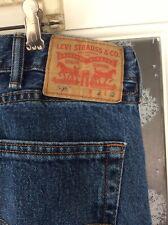 Levi Strauss & Co, 505, W 42 L 32, Blue Jeans